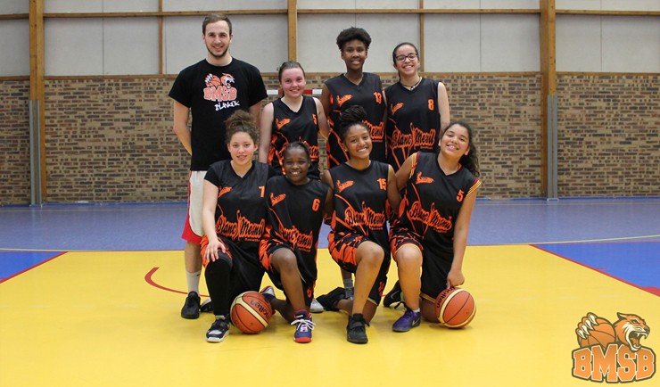 Cadets 2 Blanc-Mesnil Sport Basketball